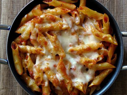 Cheese, Pasta