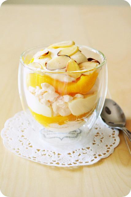 Mango, Custard