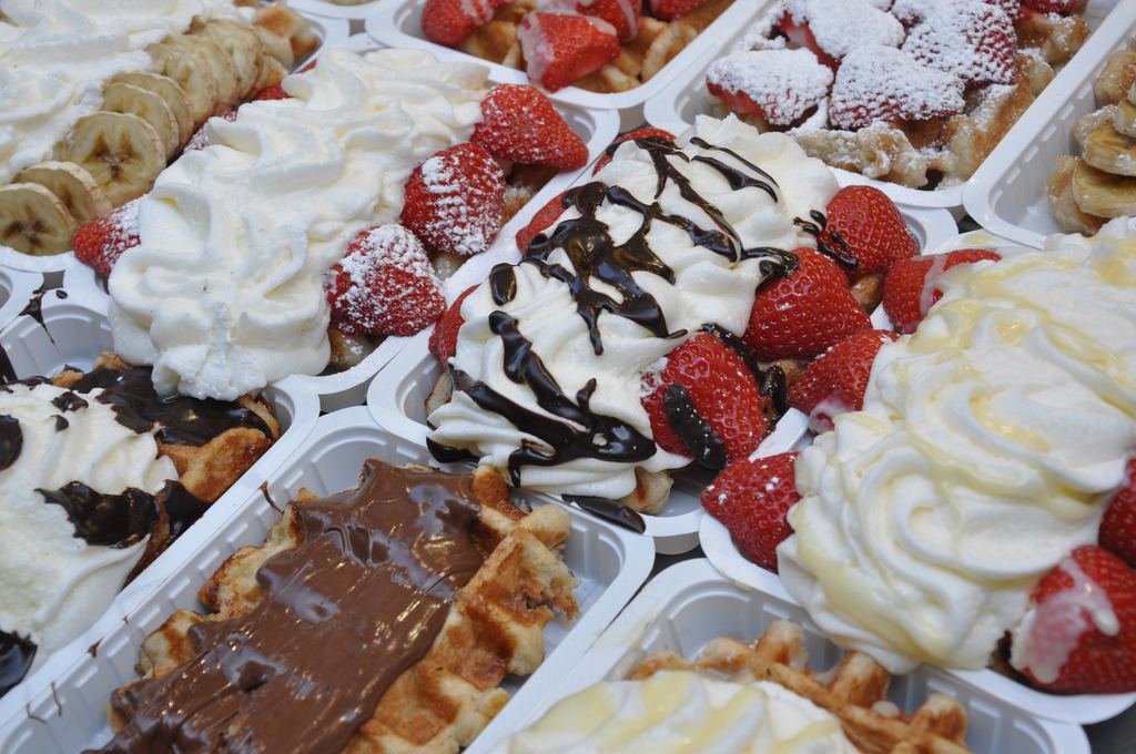 Waffles! (by sfPhotocraft)