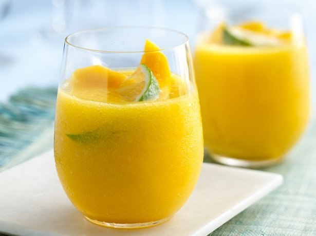 Frozen Mango Cocoritas via beautiful-foods