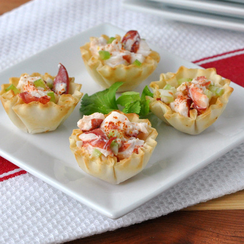 Lobster Roll Cups