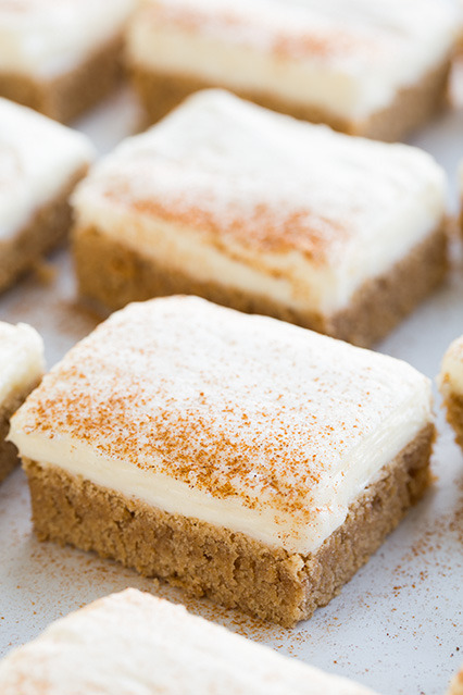 Cinnamon Roll Sugar Cookie Bars Cooking Classy