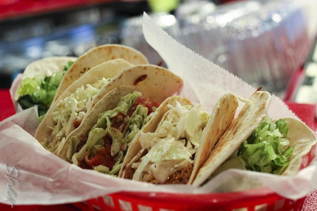 Taco Tuesday Special!