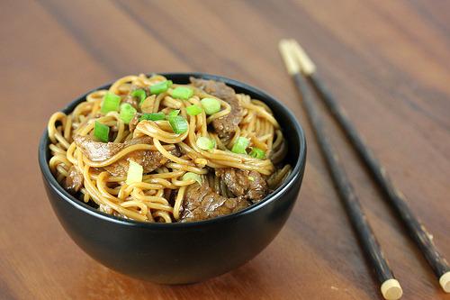 Recipe: Szechuan Noodles