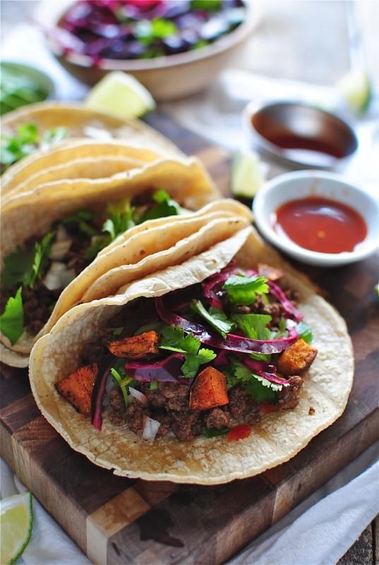 Simple Beef Street Tacos