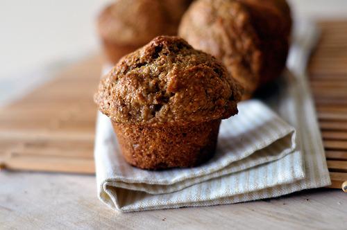 Rogers Banana Bran Muffins (by jennifer.foodess) http