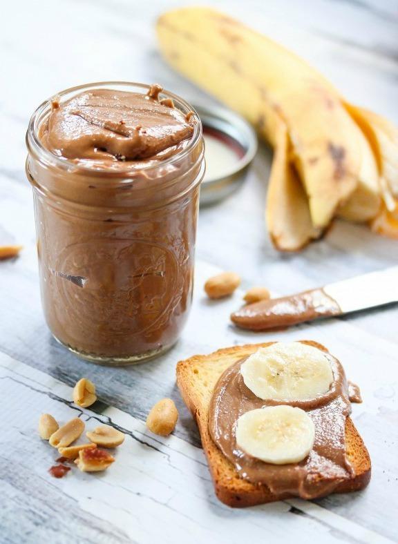 Homemade Chocolate Peanut Butter