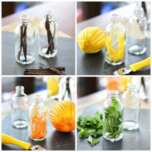 DIY flavored extracts from just putzing around the kitchen