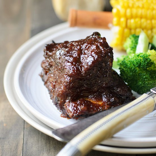 Beef Spare Ribs Follow