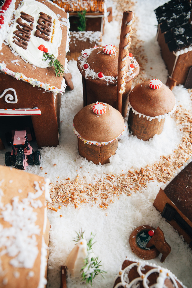 Gingerbread Farm Molly Yeh
