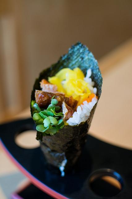 Oishi Sushi by spernikoff on Flickr.