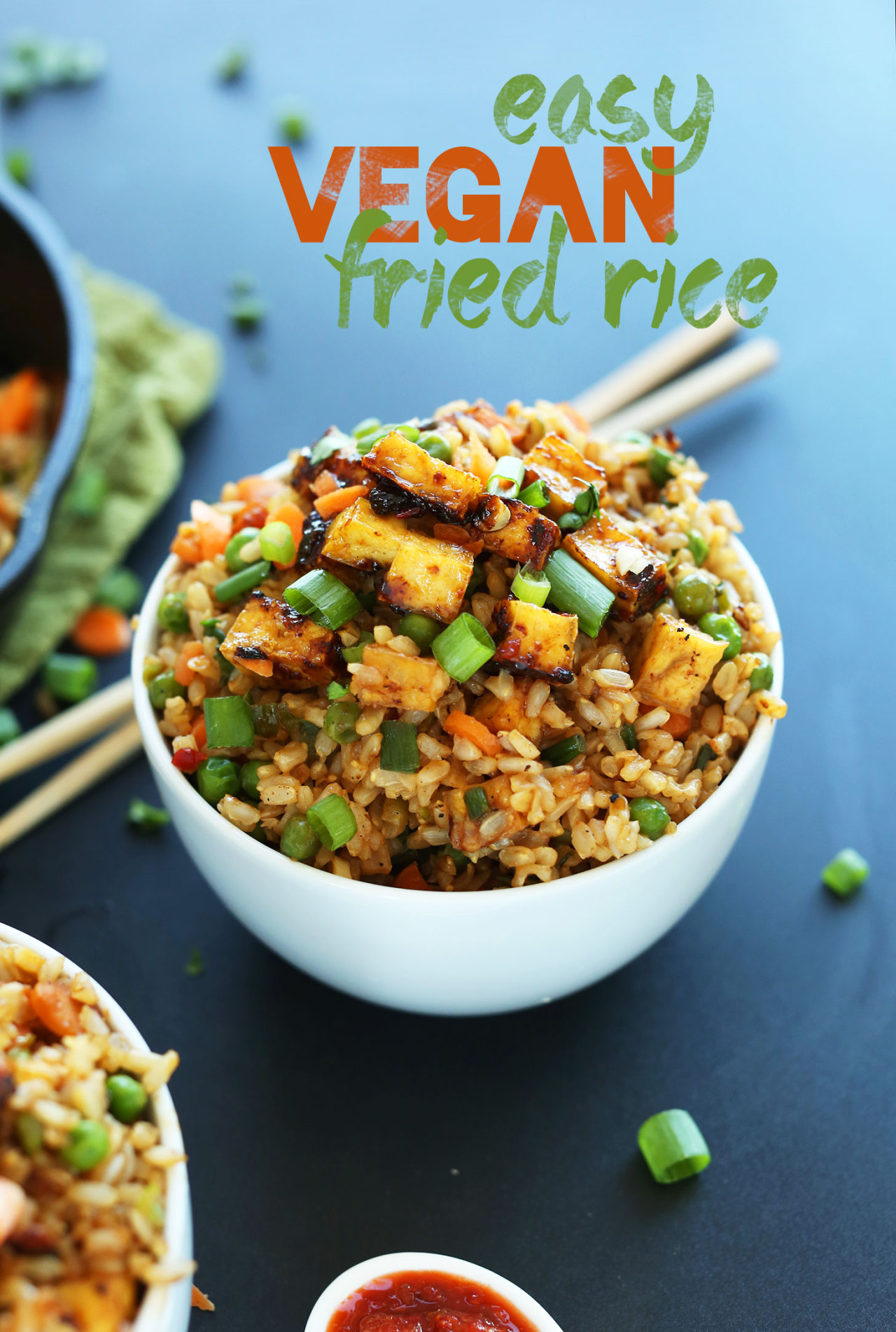 (via Vegan Fried Rice Minimalist Baker Recipes)